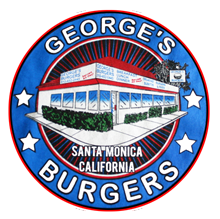 George's Burgers logo
