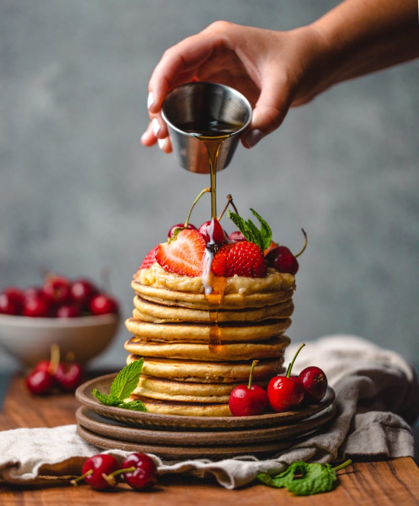 Homemade pancake 3
