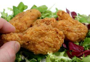 Chicken parts 4