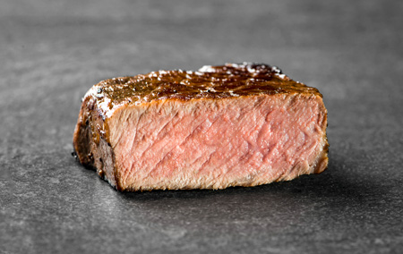 Levels of Cooked Meat: Medium Well
